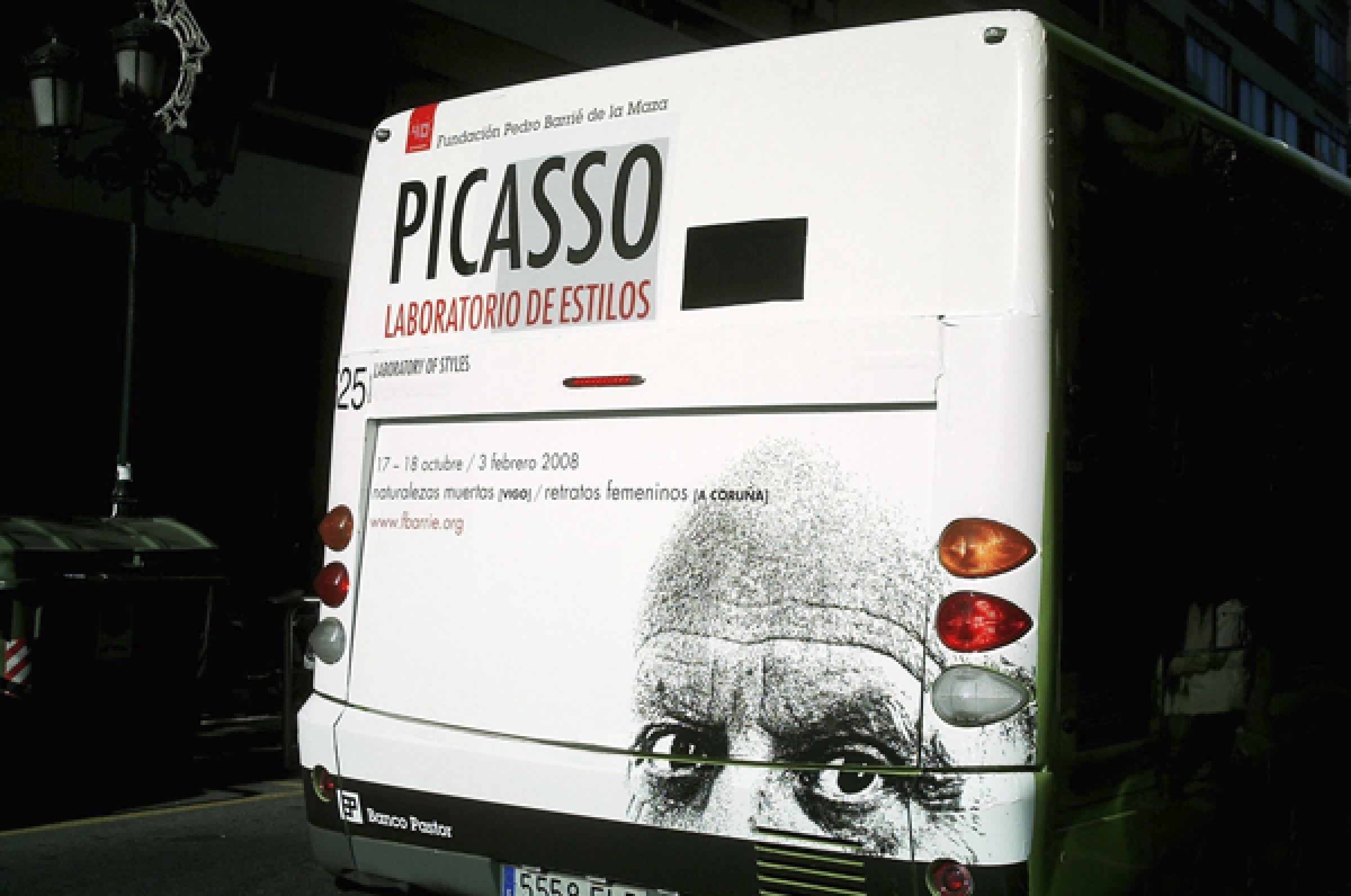 Picasso. Laboratorio de estilos